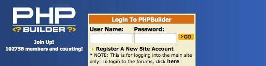 PHPBuilder
