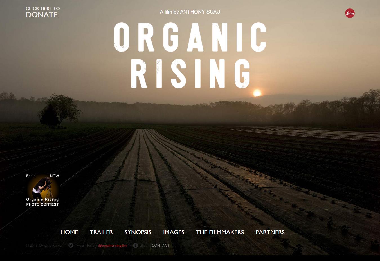 organicrisingfilm