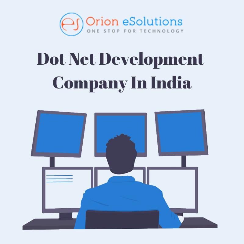 Dot Net Company in India