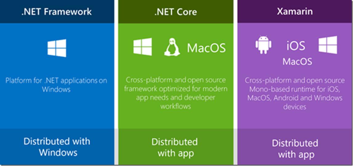 dot net platform