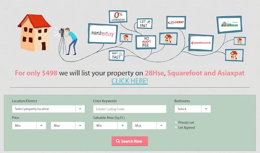 rent easy property finder