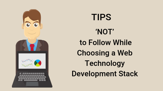 How to Choose a Technology Stack for Web Application Development