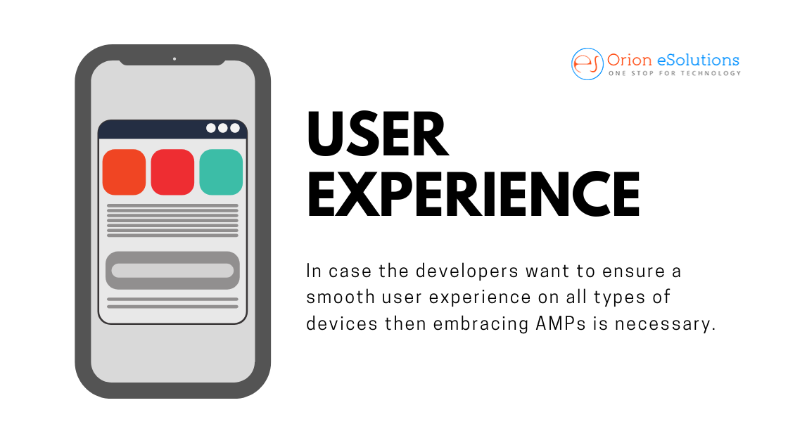 better user experience