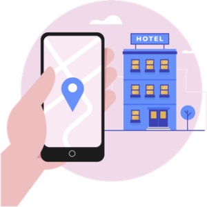 travel and booking web app
